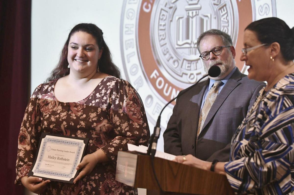 Carthage honors first class of nursing students