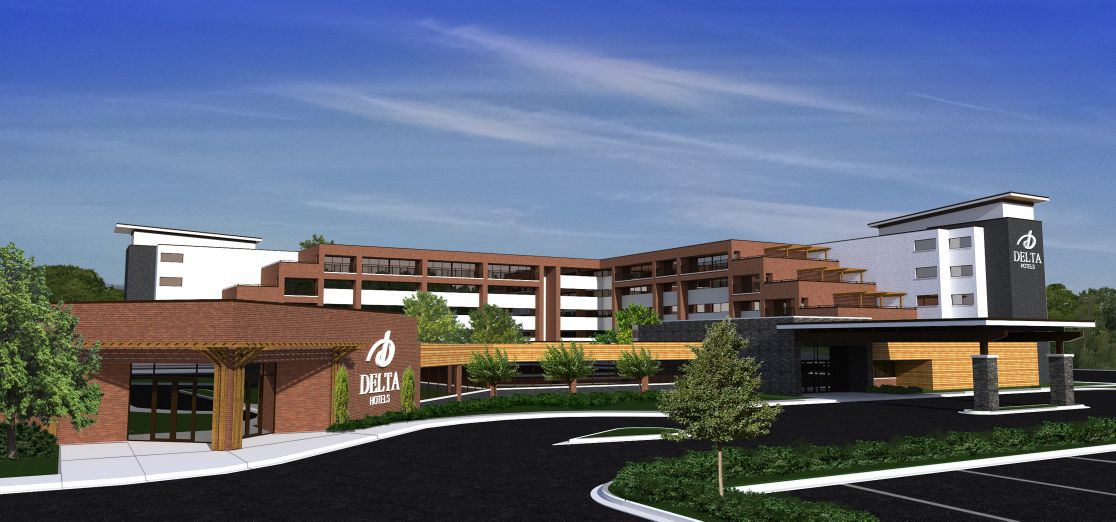 Former Marriott To Be Renovated Renamed Delta Racine