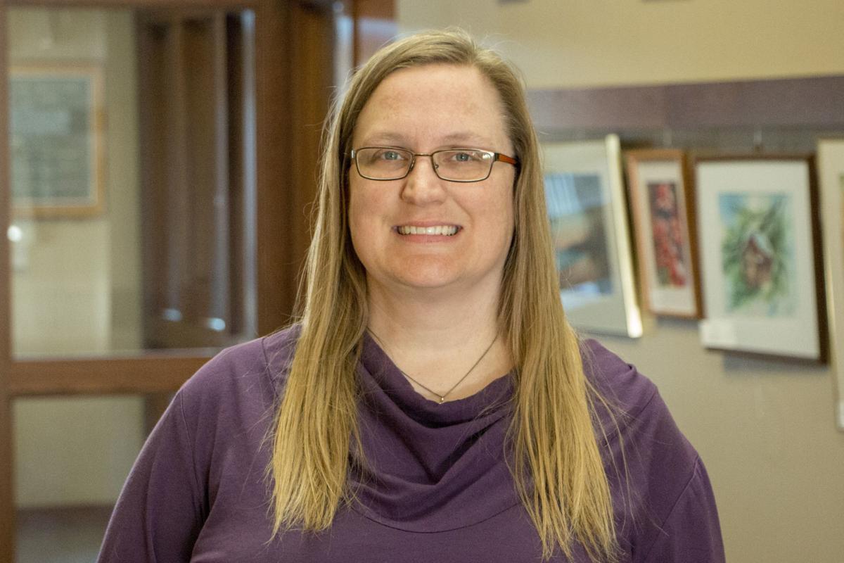 Karla Klein, school board mug