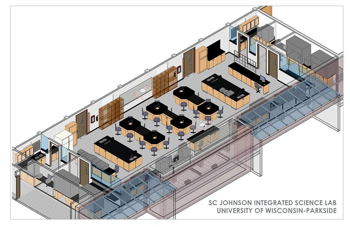 SC Johnson Integrated Science Lab