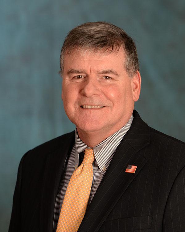 Tom Engels, interim Health secretary