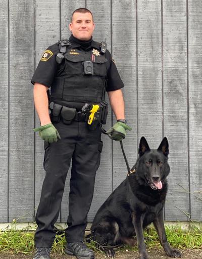 Nox, a Racine County K-9 Officer