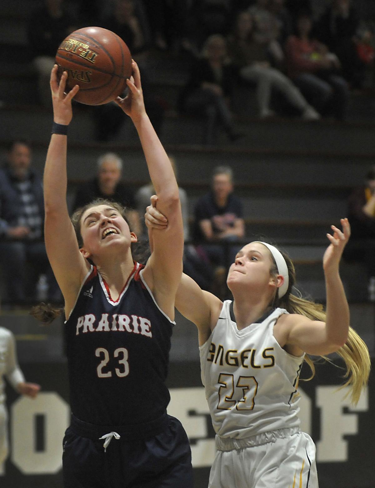 Prairie St. Catherine's Basketball