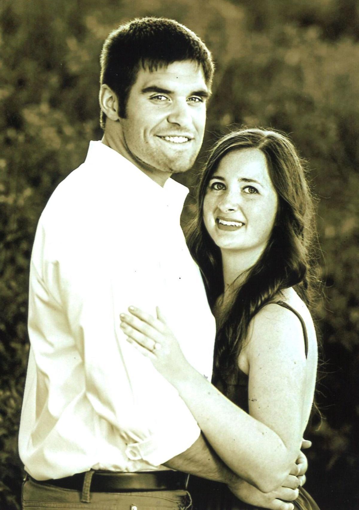 Edward Wetzel III and Lauren Johnson