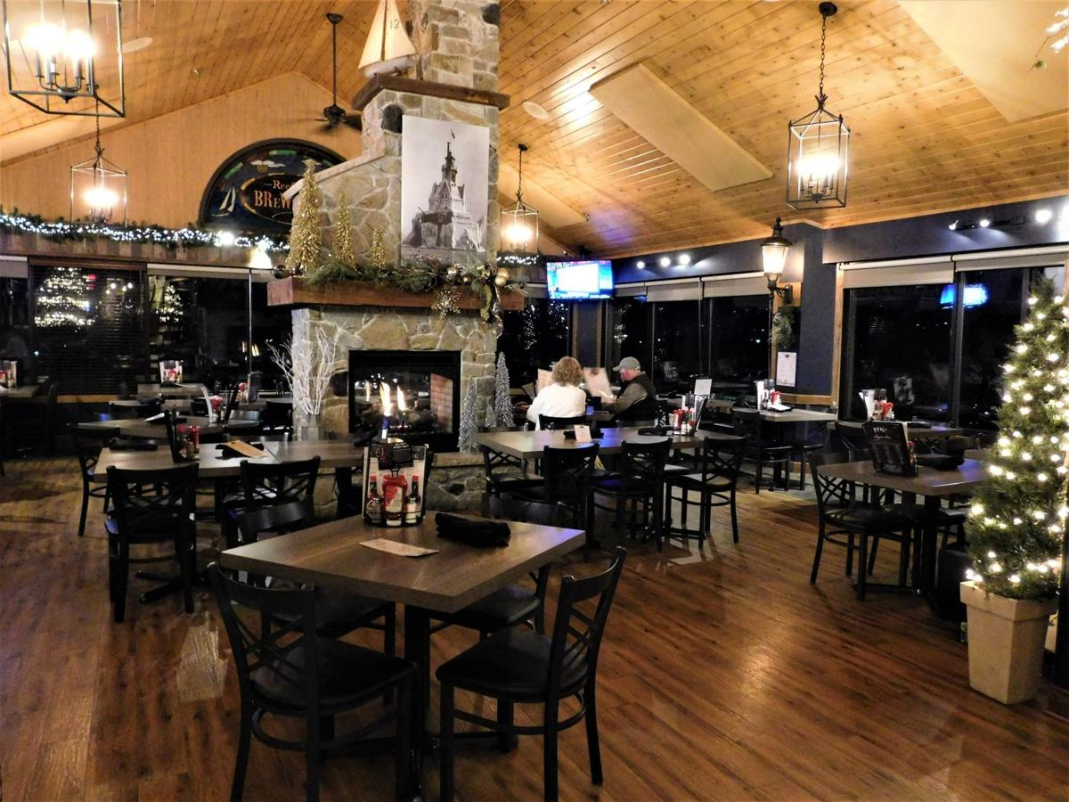Dining Room - Reefpoint Brew House, 2 Christopher Columbus Causeway, Downtown Racine