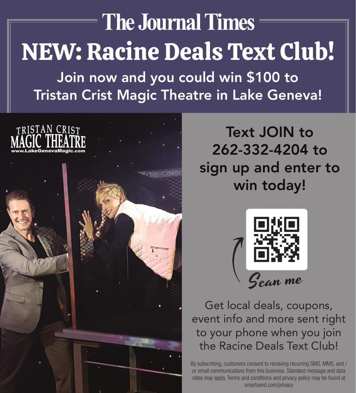 Enter to win $100 to Tristan Crist Magic Theatre