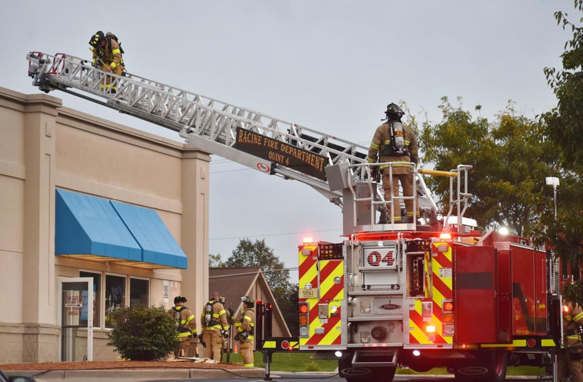 Fire at IHOP