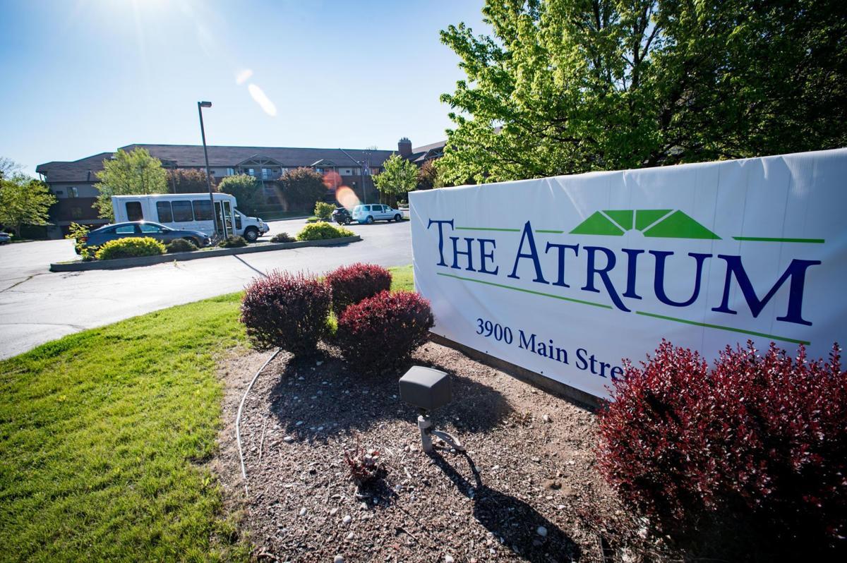 Atrium of Racine
