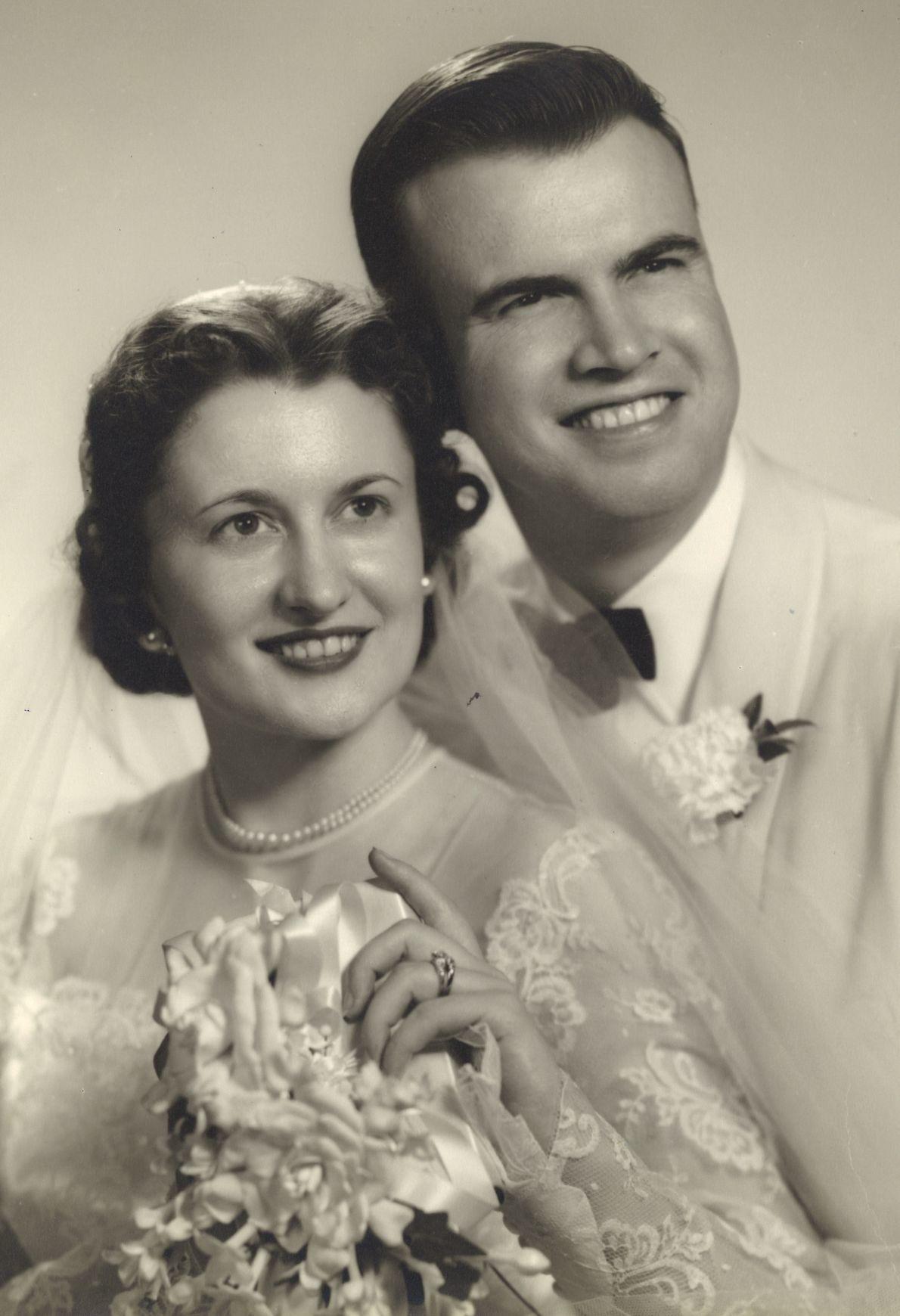 Mr. and Mrs. Howard Schilke