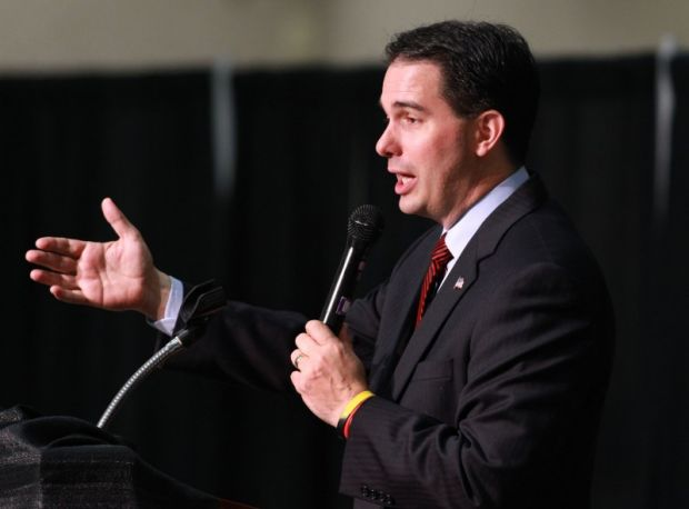 Gov. Scott Walker file photo