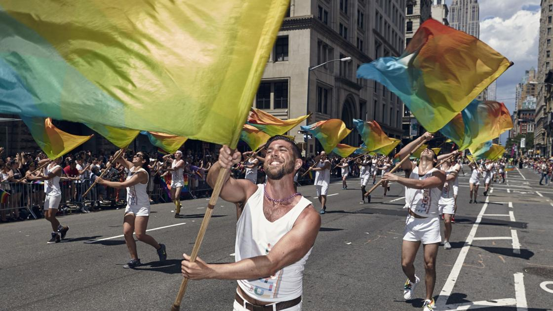 Gay men bondage and discipline