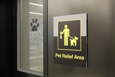 AIRPORT PET RESTROOMS