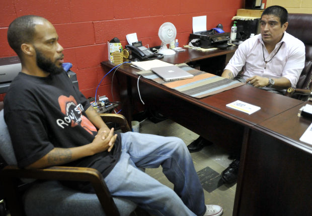A second chance for felons — Local program funded by grants