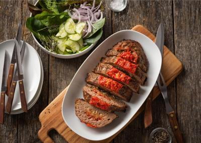 Recipe of the Day: Summertime Meatloaf