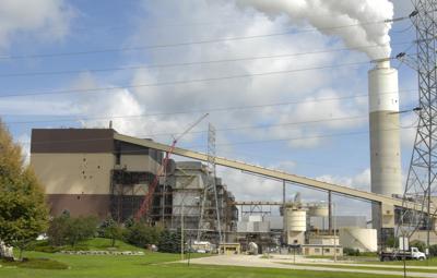 Pleasant Prairie power plant
