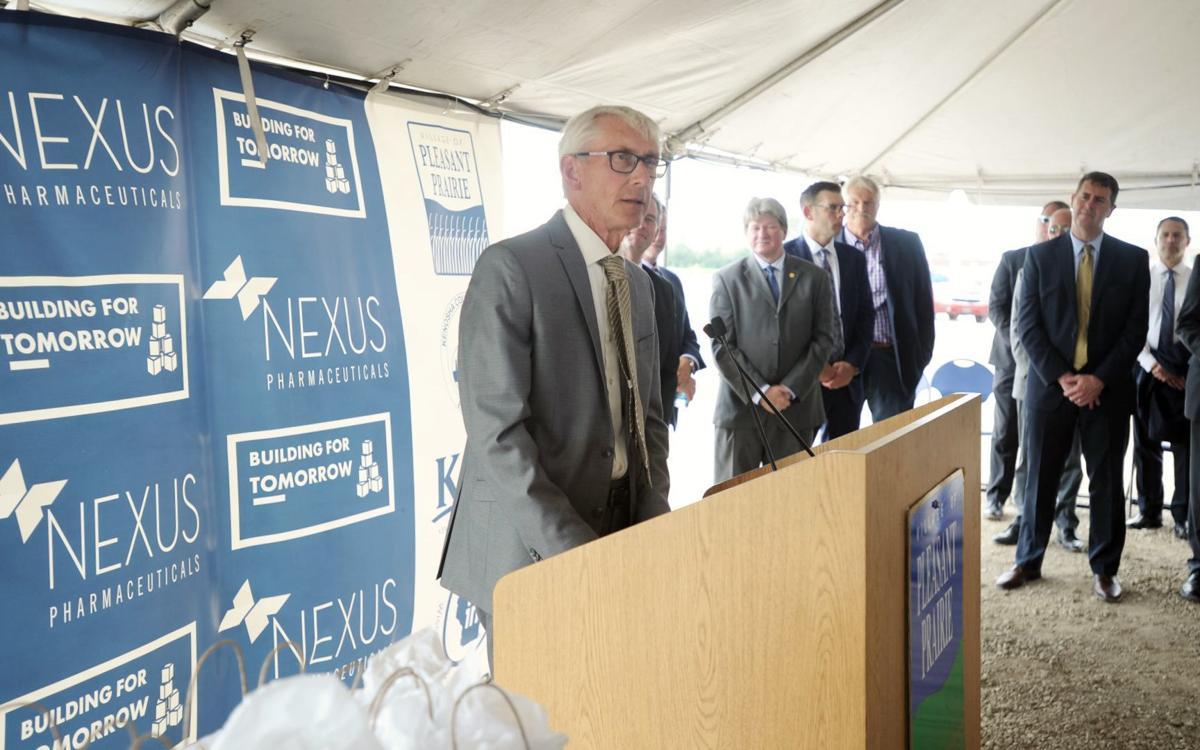 Illinois pharmaceutical firm to build in Pleasant Prairie