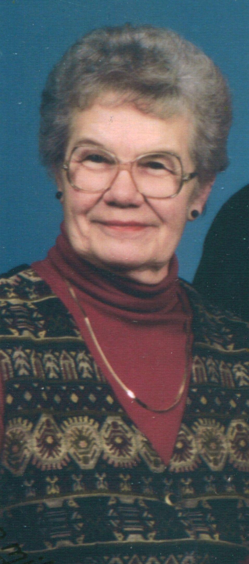 Mrs. Meta Larsen