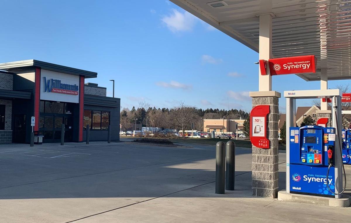 Kết quả hình ảnh cho the gas station in corner street