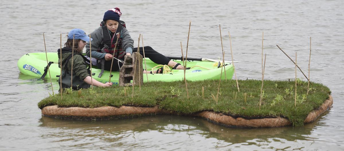 Floating garden