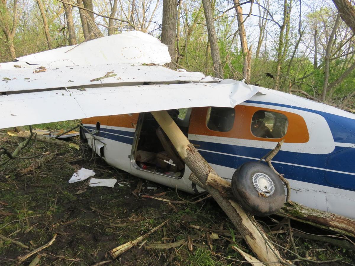 Burlington plane crash