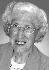 Marguerite E. Scholzen Nee: Durben