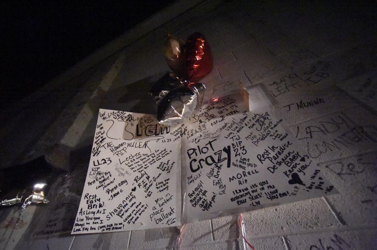 Dashuan Jordan memorial