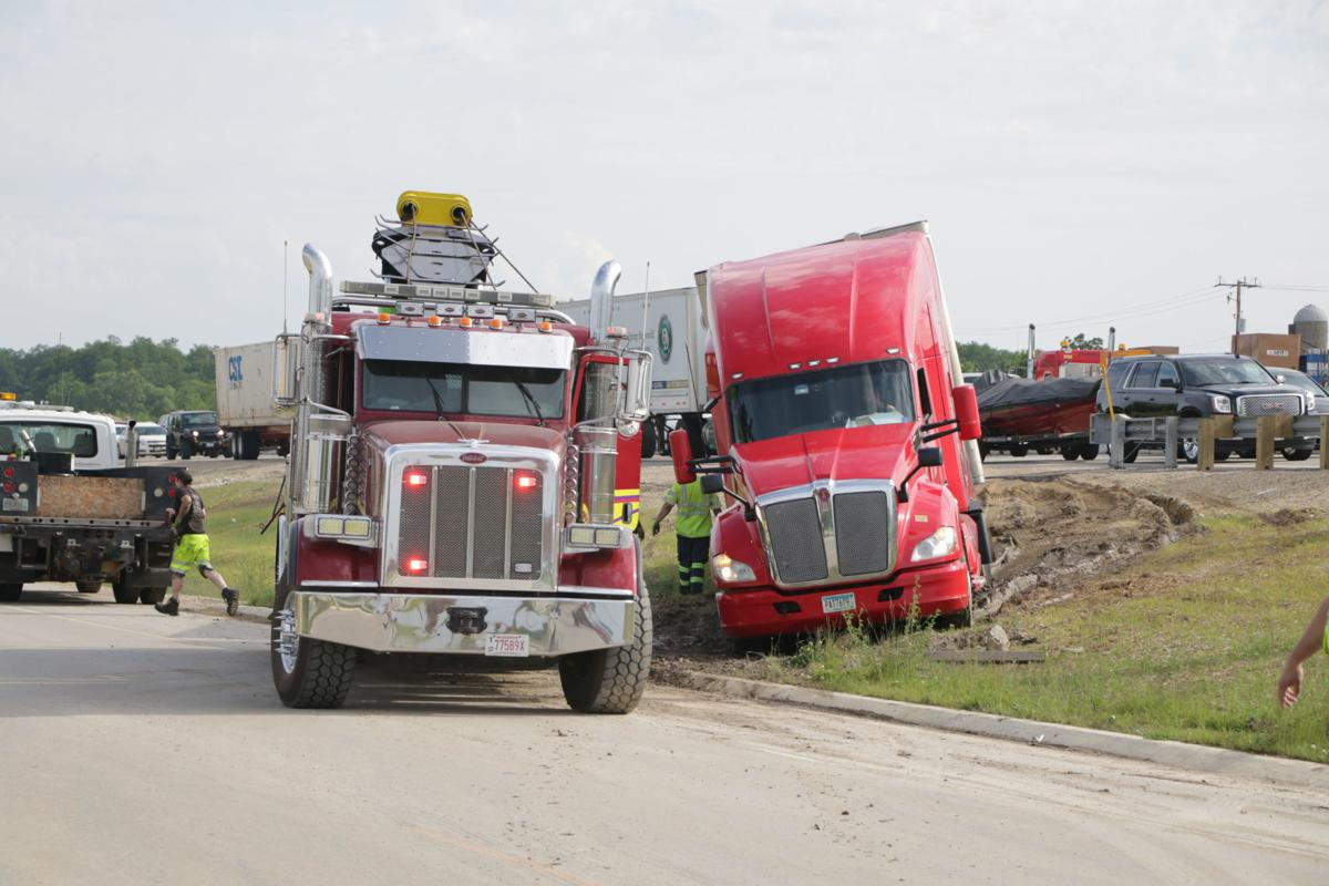 Crash closes I-94 lanes for hours | Local News | journaltimes com