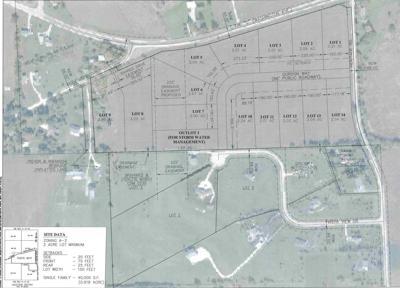 Pointe West subdivision