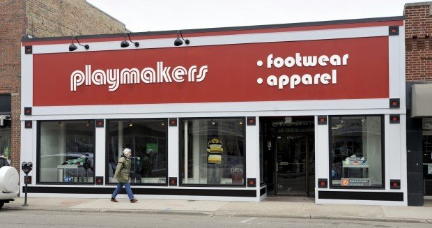 Footwear Clothing Retailer Playmakers Opens In West Racine Local News Journaltimes Com