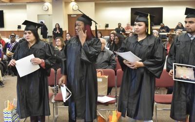 HSED graduation