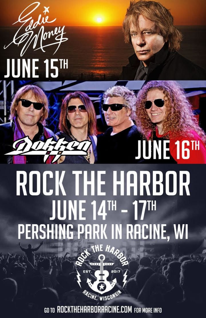 Rock the Harbor Poster
