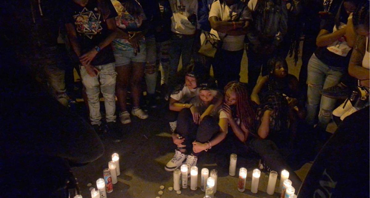 Vigil for Jayden M. Cronin