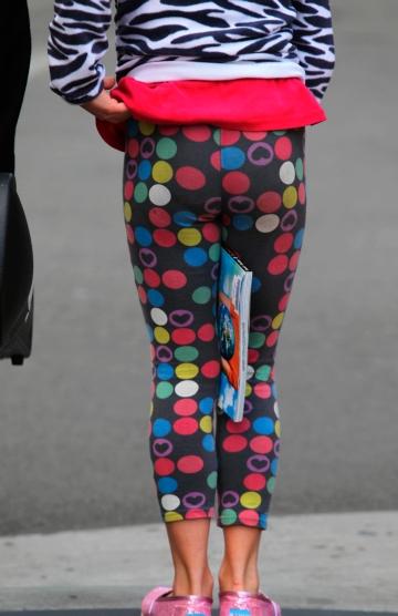 Sloppy fashion