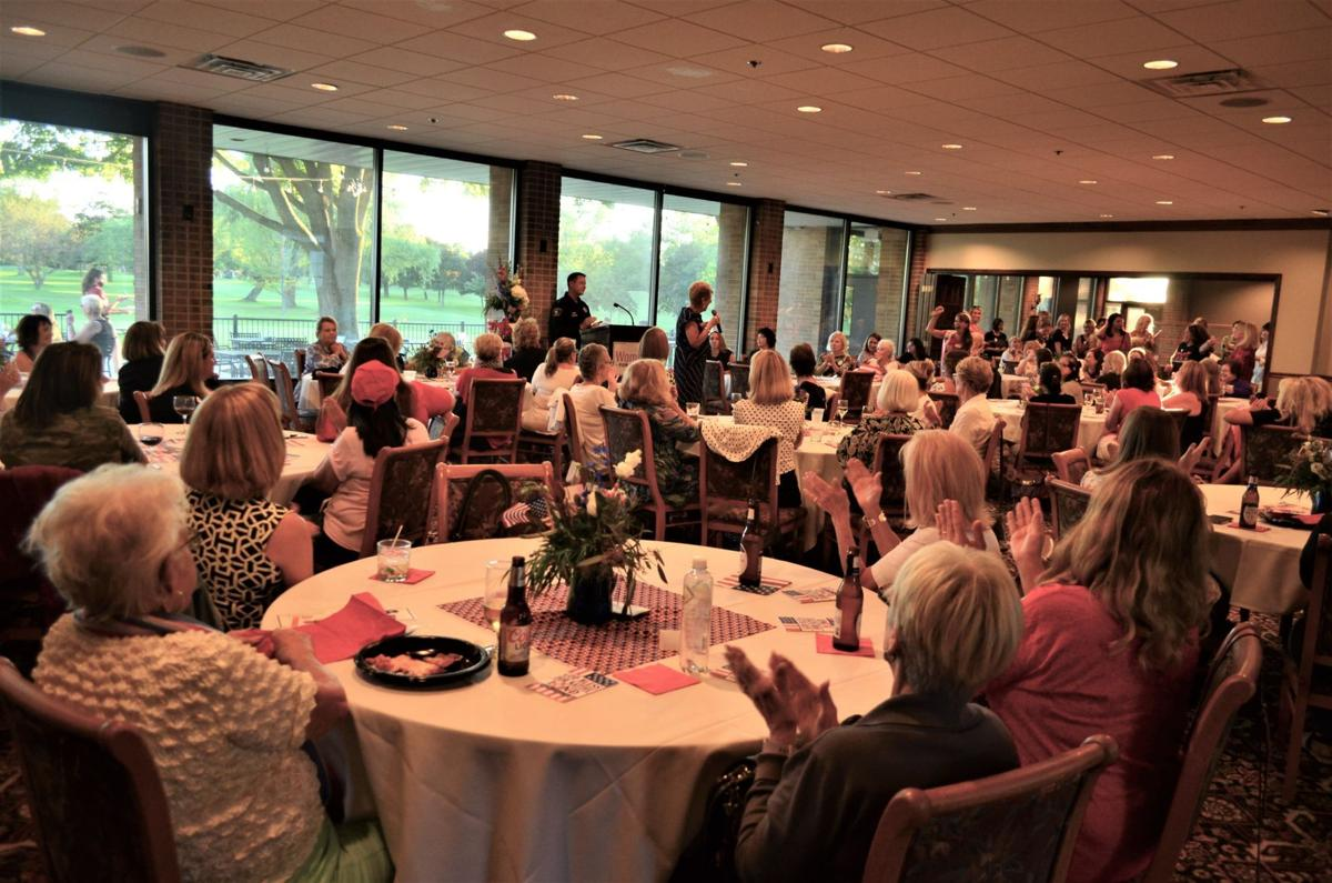 Republican Women of Southeast Wisconsin gathering at Meadowbrook County Club - Sept. 2, 2020