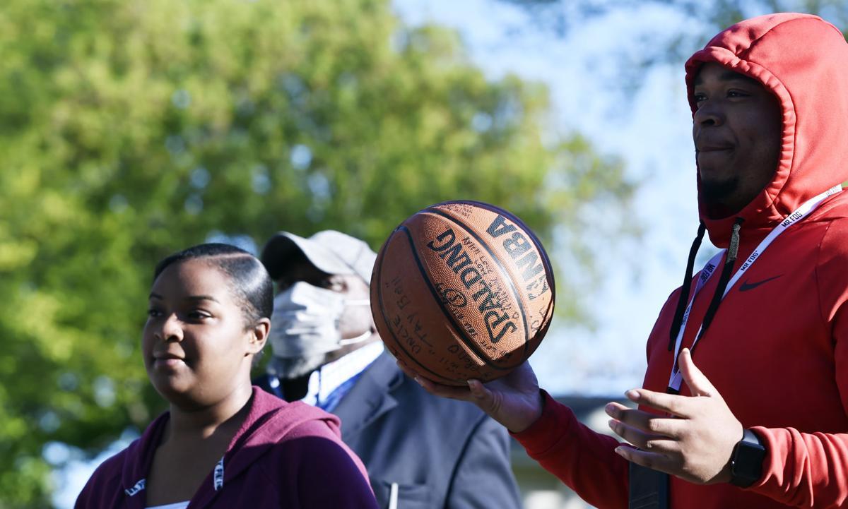 Love, basketball