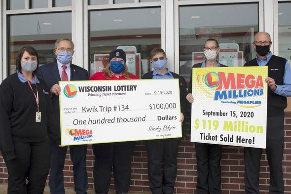 Mega Millions win