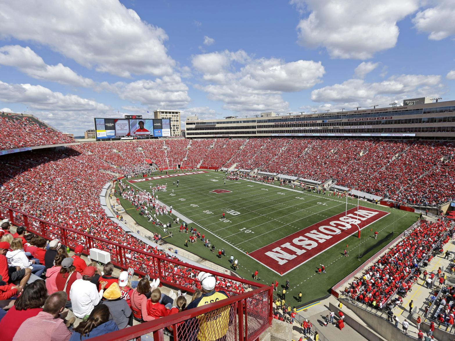 Wisconsin football: Big Ten releases schedule; Badgers open at home vs.  Illinois | Football | journaltimes.com