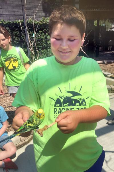 Racine Zoo summer camp
