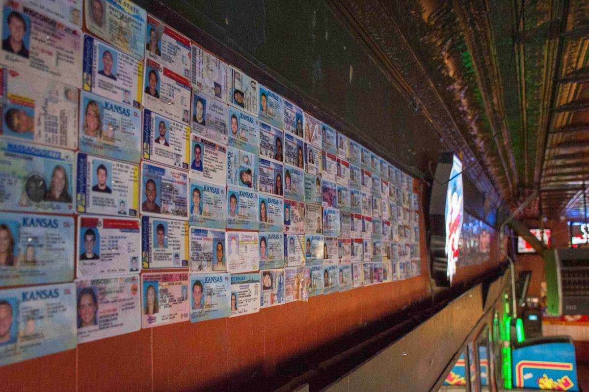 Bars Use Harsh Id Policies To Keep Out Minors News Kansan Com