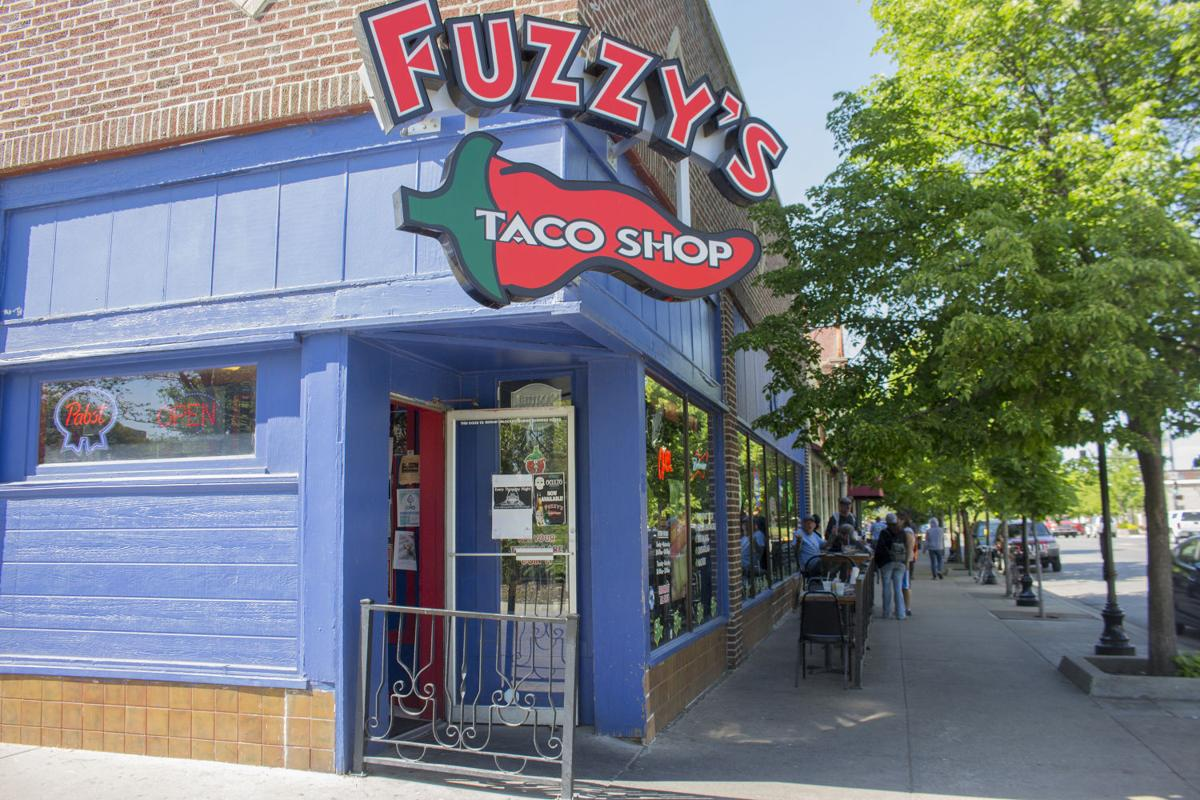 Best Mexican Food: Fuzzy's Taco Shop