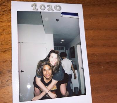 How we met: Charlotte and Taya