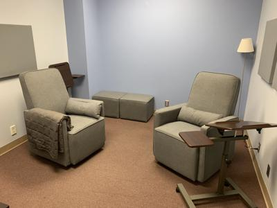 Trauma Informed Interview Rooms