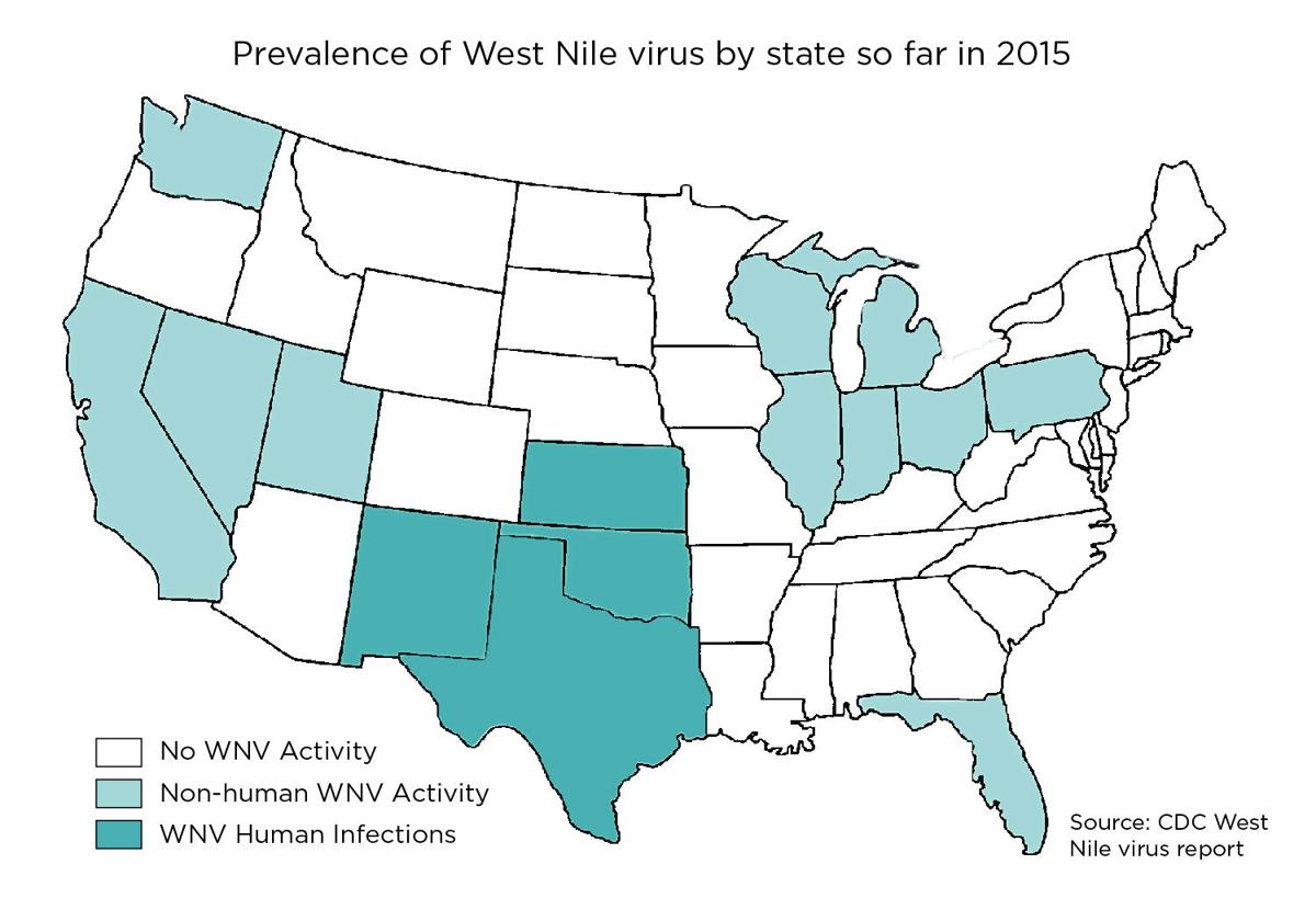 dissertation west nile virus West nile virus (wnv) is a positive-sensed  a novel role for osteopontin in facilitating west nile virus neuroinvasion (2017) dissertations 1367.