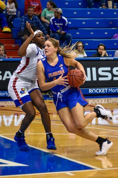 Womens Basketball vs. Florida