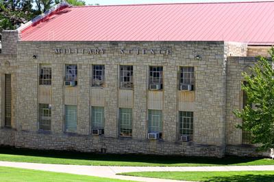 ROTC Military Building
