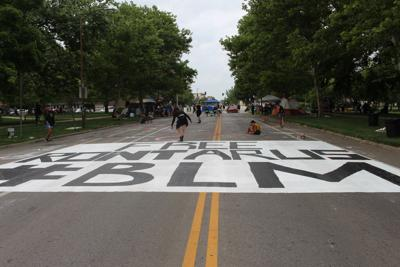Occupy Mass Street Protest 1