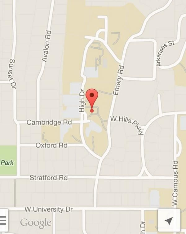 Kappa Sigma location