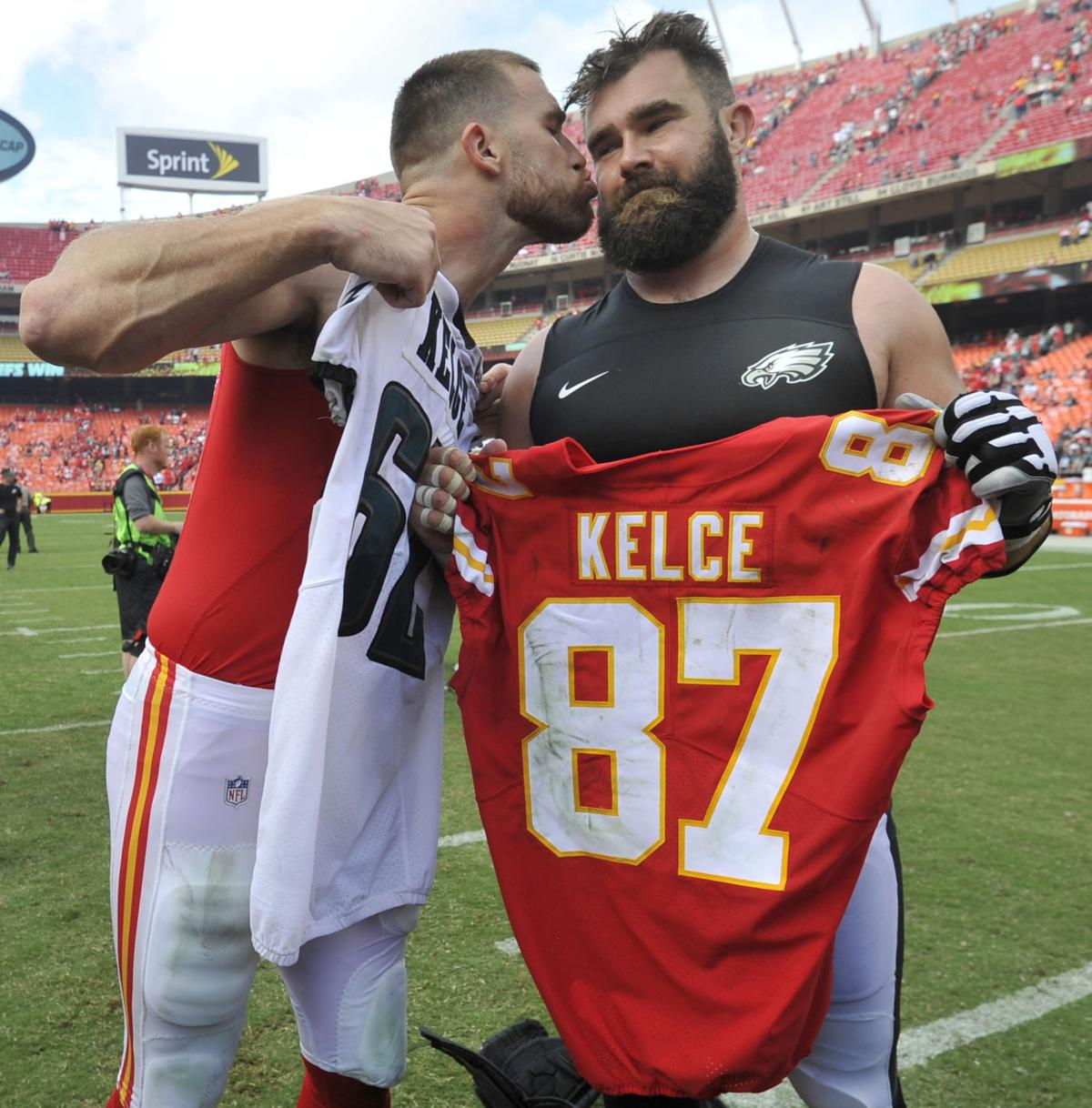 Shaw It s time for Travis Kelce to grow into the mature player he