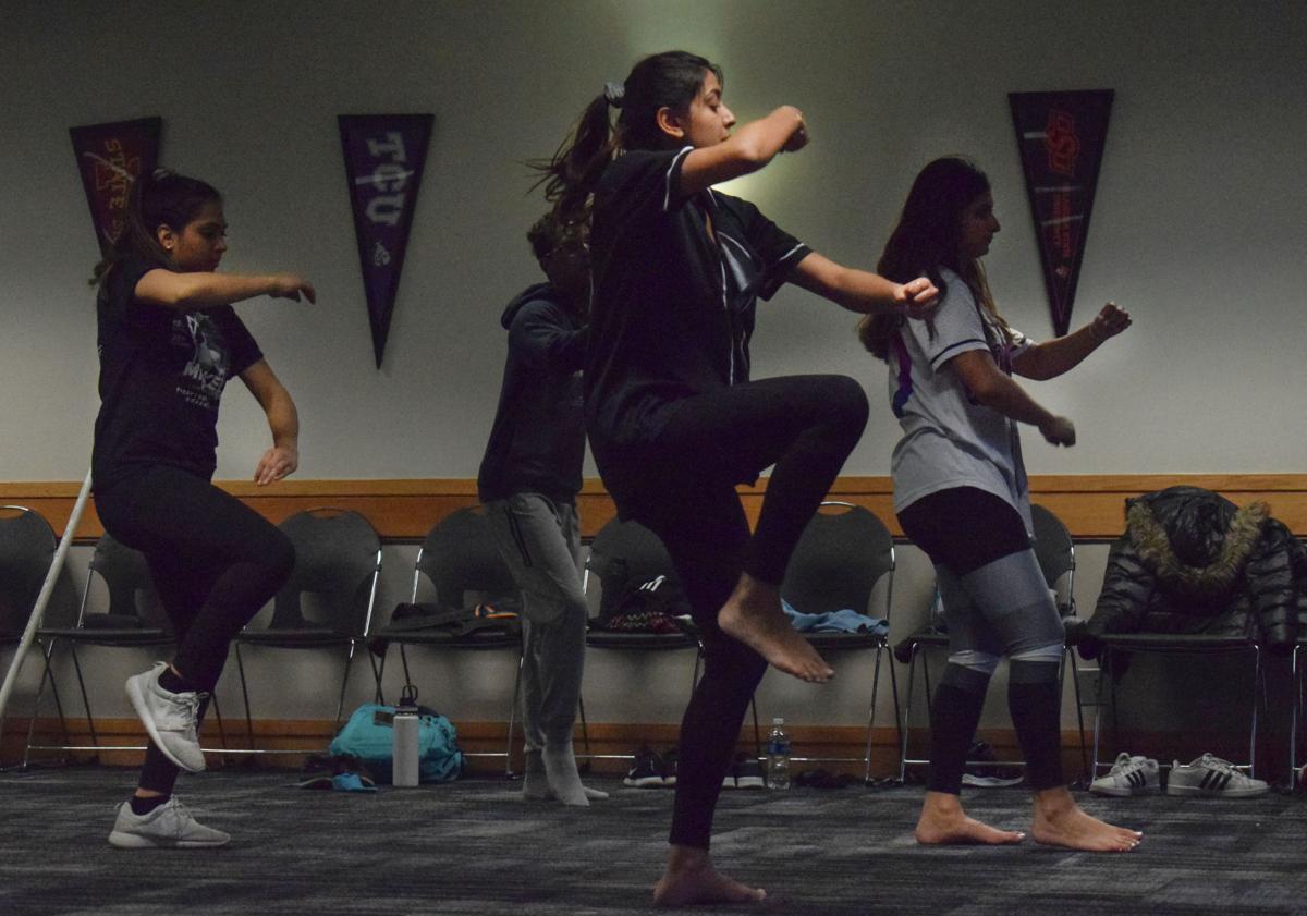 Bollywood Dance Team