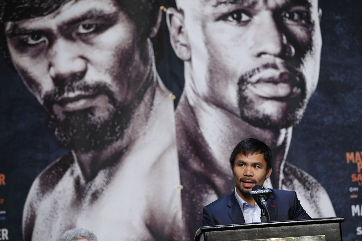 Commentary: Mayweather-Pacquiao: Monsters in and out of the ring ...